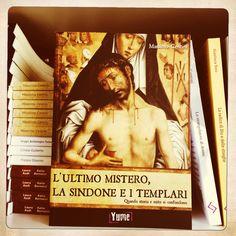 Il libro l'ultimo mistero, la Sindone e i templari di Massimo Centini