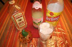 Fred Fry International: Lonkero - Finnish Gin Long Drink - Recipe