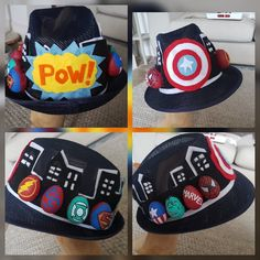 Easter Bonnets For Boys, Easter Photo Frames, Easter Hat Parade, Wooden Hand, Art Plastique, Craft Items, Happy Easter, Marvel Dc, Arts