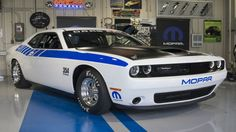 Mopar unveils Dodge Challenger Drag Pak [w/video] - Autoblog