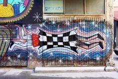 Spoj / Čavketov pasaž #BeogradskiGrafiti #StreetArt #Graffiti #Beograd #Belgrade #Grafiti