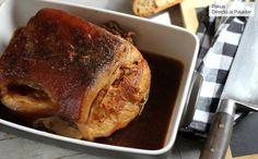 Paletilla de cerdo al estilo oriental en Crock Pot la carne más tierna del mundo #recetas