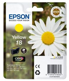 From 1.10:Epson Xp30/ 102/ 202/ 302/ 405 Ink Cartridge - Standard Yellow | Shopods.com