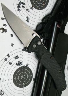 Ontario 8720 OKC Apache TAC-1 EDC Folding Pocket Knife Blade