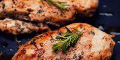 Garlic-Roasted Chicken Breasts recipe | Epicurious.com