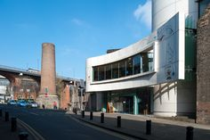 Seven Stories, Ouseburn Valley by Northern Architecture Centre