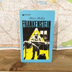 Image result for mary shelley's frankenstein book