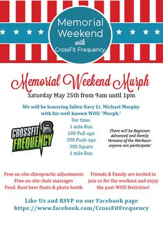 memorial weekend events washington dc