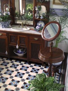 Victorian Bathrooms | VICTORIAN BATHROOMS PICTURES » Bathroom Design Ideas