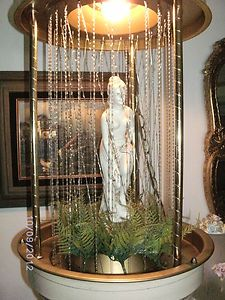 Oil rain hanging lamp - my parents had one in their master bathroom in the 70's