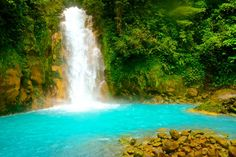 Rio Celeste - The Magic of Costa Rica | Rock n' Rove