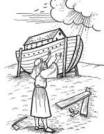 There are some beautiful Bible coloring pages that are free for download over at Bible-Printables.com. There are LOTS to choose from- head over now! Bible-Printables.com