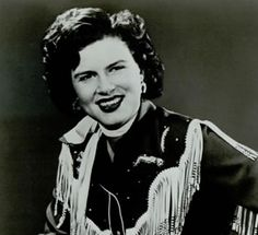 "Patsy Cline was an American country music singer. Part of the early 1960s Nashville sound, Cline successfully ""crossed over"" to pop music. She died in a multiple fatality crash of her private plane at the age of 30. She was one of the most influential, successful and acclaimed female vocalists of the 20th century."