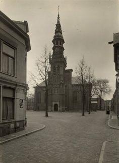 Nieuwe Kerksplein 1928