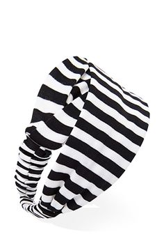 Striped Headwrap | FOREVER 21 - 1000058853
