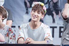 whatta ball of sunshine aw | SEVENTEEN - mingyu