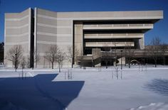 The Best Brutalist Buildings Around The World. - Page 49 - SkyscraperCity Late Modernism, Brutalist Buildings, York University, Toronto Life, Constructivism, Modern Architecture, Ontario, Around The Worlds, Mansions