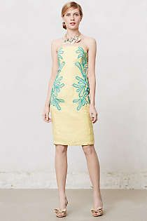Anthropologie - Suraja Pencil Dress