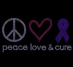 Peace, Love, Cure - relay-for-life photo