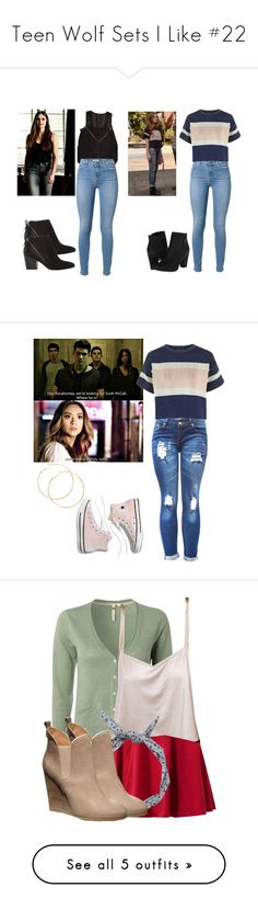 """Teen Wolf Sets I Like #22"" by kelseystan97 ❤ liked on Polyvore featuring 7 For All Mankind, Madewell, bad, White Stuff, Monki, Brandy Melville, Alexander Wang, Topshop, Chloé and H&M"