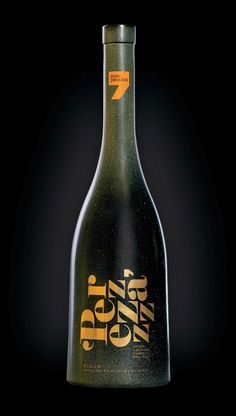 Siete Pecados Wine Packaging Design