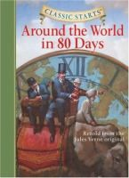 Cover image for Around the world in 80 days