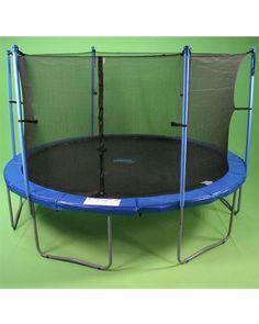 Upper Bounce 16ft Trampoline Enclosure Set Trampoline Enclosure Trampoline Upper Bounce Trampoline