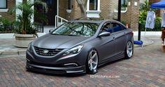Need these wheels and Razzi body kit. Hyundai Sonata, Infiniti M35, New Hyundai, Mazda 6, Unique Cars, Custom Cards, My Ride, Amazing Cars, Cars And Motorcycles