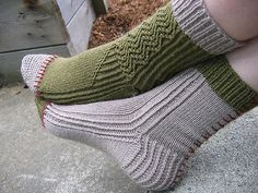 Ravelry: Frankensocks pattern by Star Athena  ~  FREE pattern