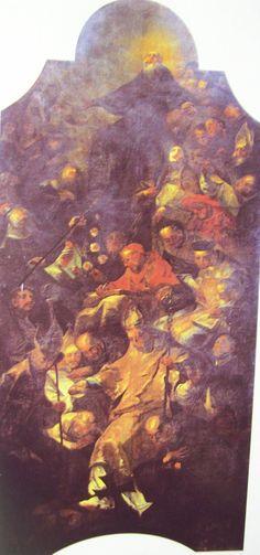Josef Winterhalder ml. Svatí benediktinského řádu 1779 Klášterní kostel Rajhrad, boční oltář Painting, Art, Craft Art, Paintings, Kunst, Gcse Art, Draw, Drawings, Art Education Resources