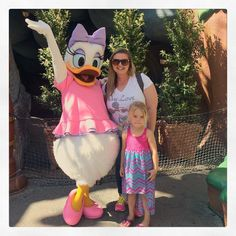 Great day at #Disneyland #nannylife #annualpassholder #daisy #toontown by k8tiebrown