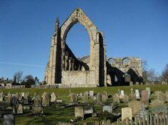 Bolton Abbey Priory, Skipton Yorkshire