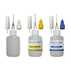 Long Stem Applicators with Bottles- Flat shape makes them easier to squeeze and the long tips are great for detail work. Saree Painting, Painting Tips, Fabric Painting, China Painting, Metal Tree Wall Art, Metal Art, Purple Tips, Paint Thinner, Flat Shapes