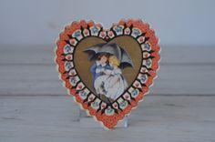 1920s Valentines Card