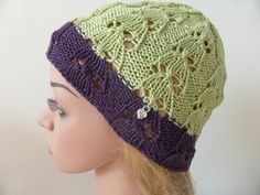 Items similar to Woman's knit summer hat ladies natural fibers cotton on Etsy Knitted Hats, Crochet Hats, Summer Hats, Sun Hats, Knitting, Trending Outfits, Unique Jewelry, Handmade Gifts, Etsy