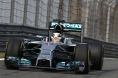 Grand Prix China: Lewis Hamilton gewinnt!