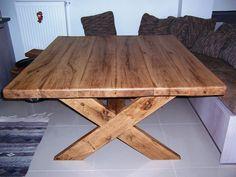 Κάντε click για μεγέθυνση Dining Table, Rustic, Furniture, Home Decor, Country Primitive, Decoration Home, Room Decor, Dinner Table, Retro