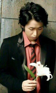 智 Ninomiya Kazunari, 26 November, Japanese Drama, Pretty Face, Boy Bands, Dancer, Guns, Blue, Hot Guys