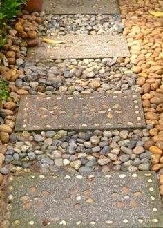 155 Best Stone Decor Images In 2019 Rocks Pebble Mosaic Garden Art