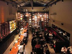 Antares Bar, Palermo, Buenos Aires by morrissey, via Flickr