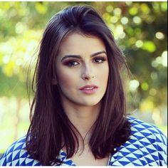 Corte de cabelo Mariana Saad