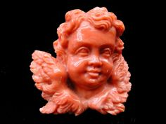 A special Angel in coral