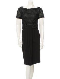 Zac Posen Silk Dress w/ Tags