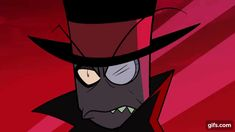 Discover & share this Villanous GIF with everyone you know. GIPHY is how you search, share, discover, and create GIFs. Villain Deku, The Villain, Black Hack, Villainous Dementia, Desenhos Cartoon Network, Dr Flug, Smile Gif, Hat Organization, Villainous Cartoon