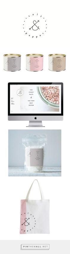 Salt and Pepper Branding on Behance   Fivestar Branding – Design and Branding Agency & Inspiration Gallery