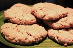 MY HCG DIET RECIPES: HCG DIET Phase 3 (P3) RECIPE: Peanut Butter Cookies