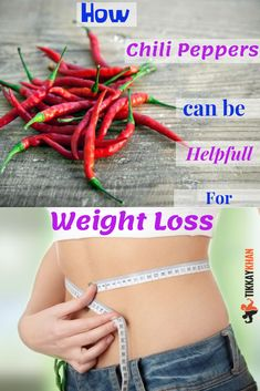 Many health experts suggest chili peppers for weight loss. Capsaicin is a substance present in peppers which gives them their hot flavor. It is believed to boost metabolism and fight weight gain as there is less calorie intake and lowers blood fat levels. Rear Delt Exercises, Back Pain Exercises, Health And Fitness Tips, Fitness Diet, Health Tips, Best Weight Loss Foods, Weight Loss Tips, Weight Gain, How To Lose Weight Fast
