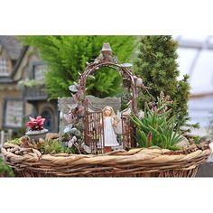 Miniature Garden > Fairy Houses > Fairy Garden - Miniature Gardening