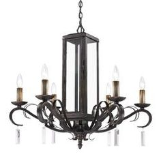 FREE SHIPPING! Shop Wayfair for Arroyo Craftsman Valencia 5 Light Chandelier - Great Deals on all Kitchen & Dining products with the best selection to choose from!