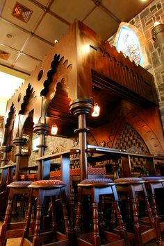 Dublin Irish pub # restaurant design by Nir portal architect